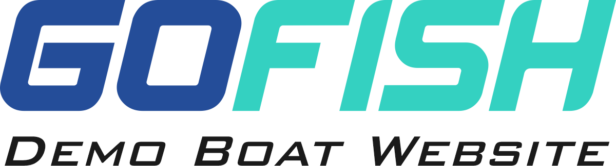 Welcome to GoFish Demo Boat Website